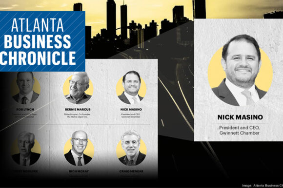 President & CEO Nick Masino named Most Influential Atlantans of 2021