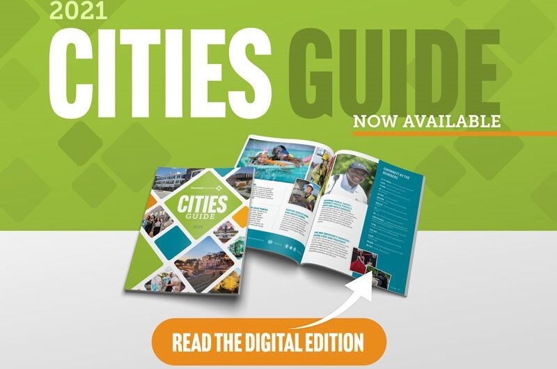2021 Gwinnett Chamber Cities Guide now available