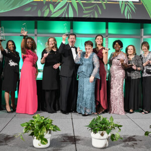 Gwinnett Chamber celebrates business and community leaders at the 73rd Annual Dinner