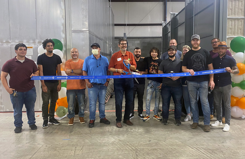Peachtree Powder Coating opens in Lawrenceville