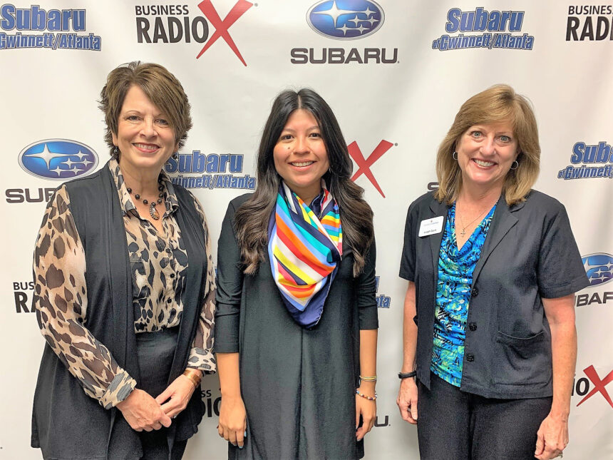 """Moxie Awards winners featured on """"The Voice of Business"""""""