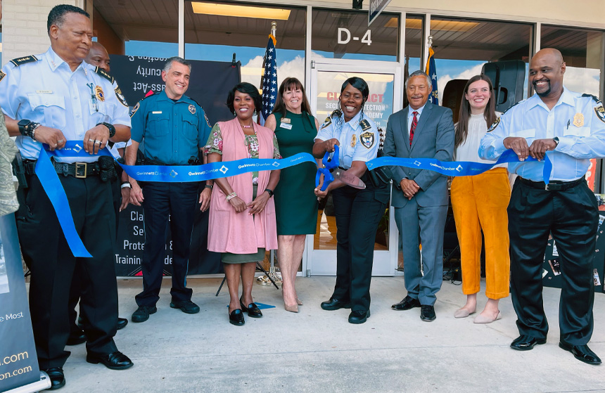 Class-Act Security Protection celebrates ribbon cutting